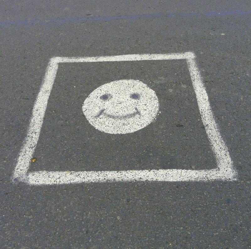 Uśmiechnij się :-) Jesteś w Bieszczadach!