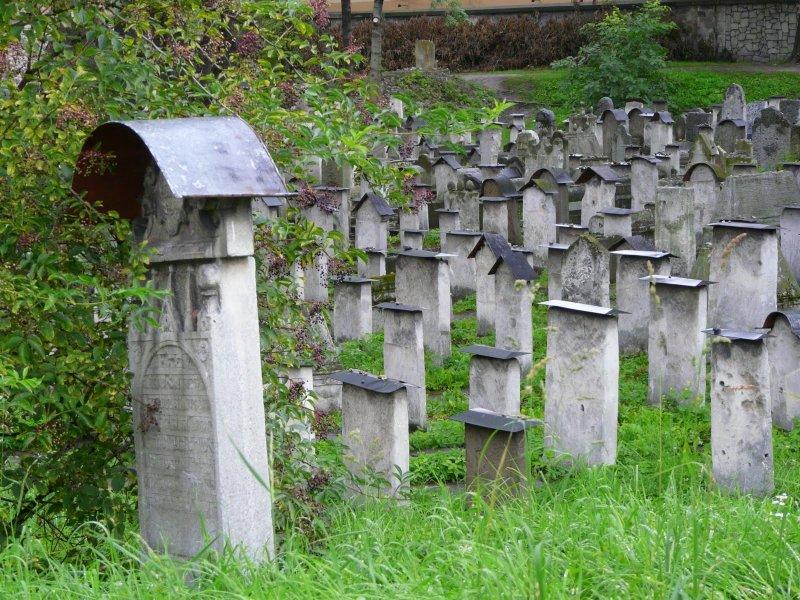 Cmentarz żydowski Remu