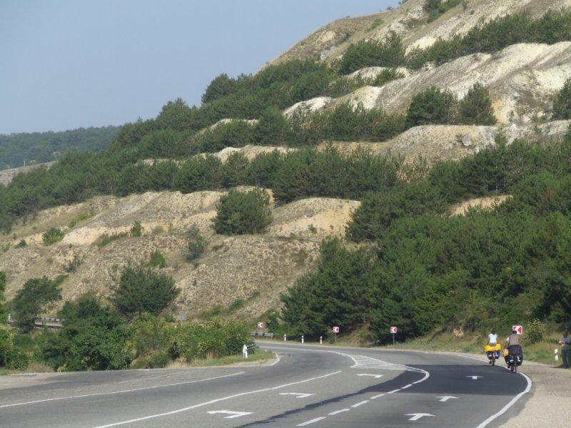 W drodze do Sewastopola