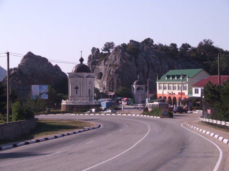 Krymskie widoczki