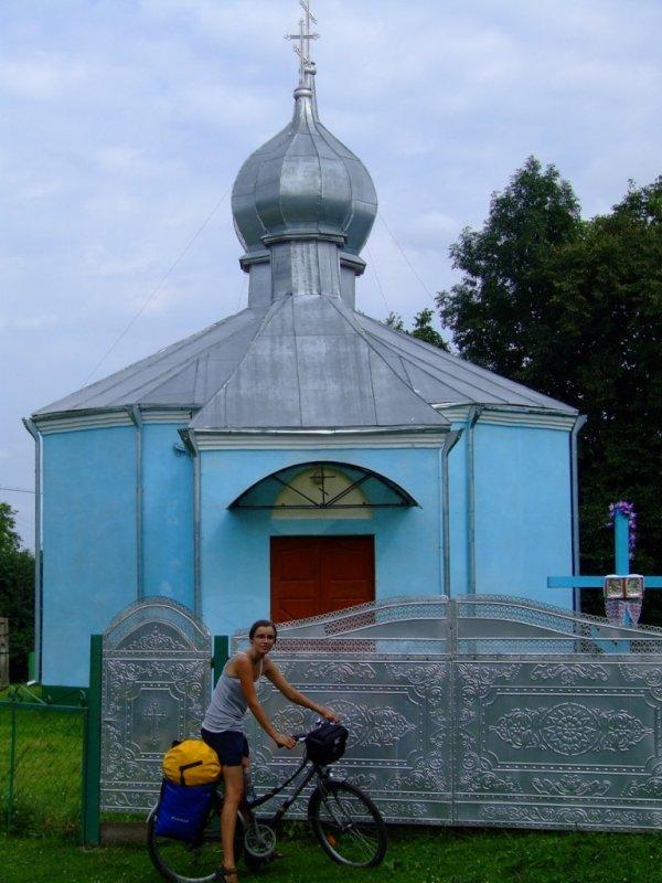 Ukraińska wieś