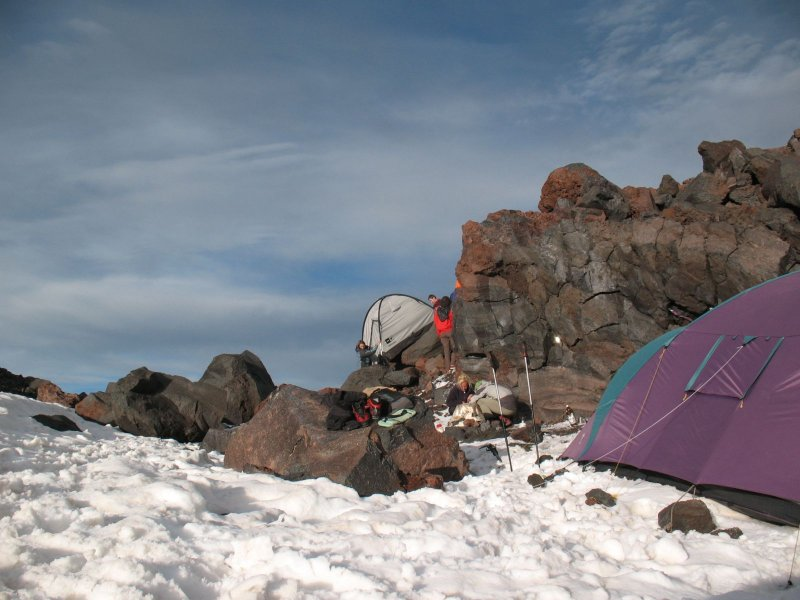 Namiot to schronienie przenośne