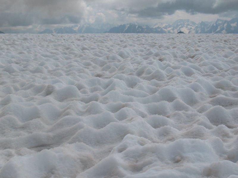 Morze śniegu