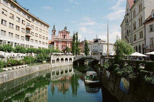 Ljubljana, Słowenia