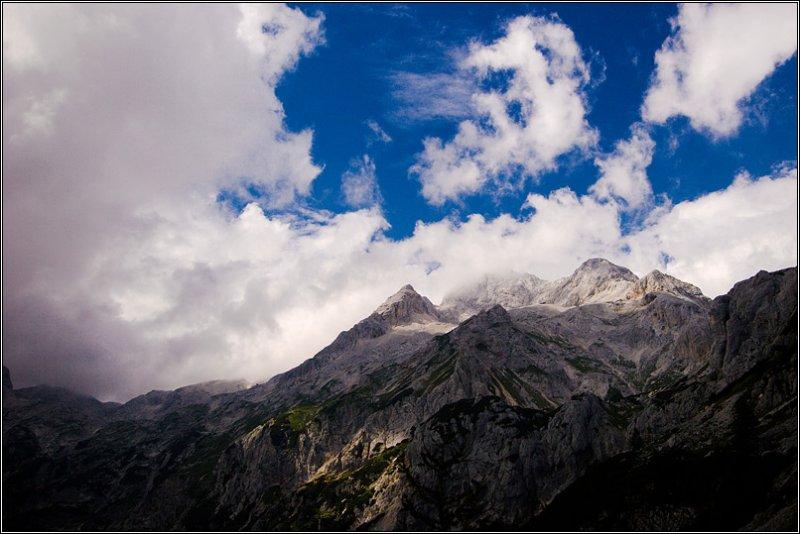 Triglav (2864 m), Słowenia