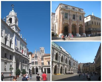 Padwa i Vicenza