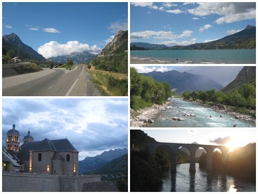 Między Alpami Wysokimi a Prowansją...