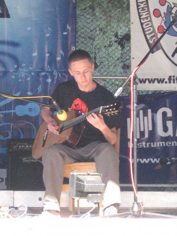 Gitarzysta II