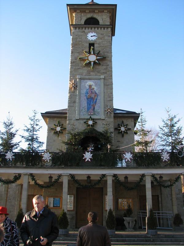Sanktuarium Maryjne w Szczyrku