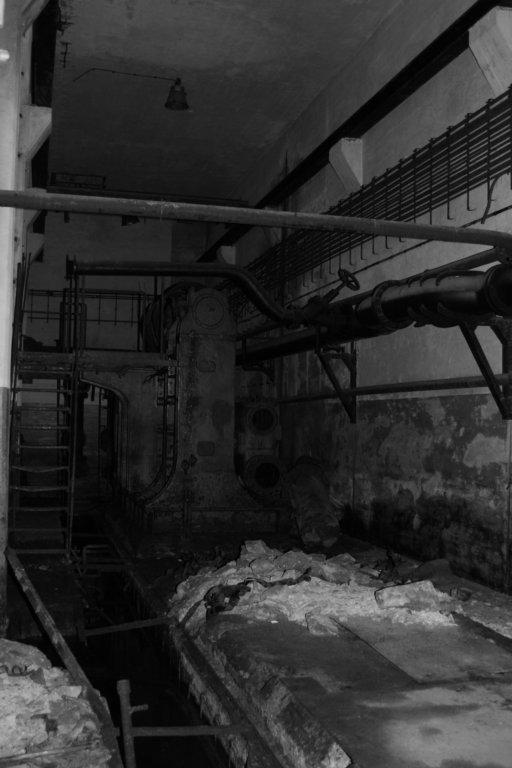 Podziemna stacja pomp fot. Marta
