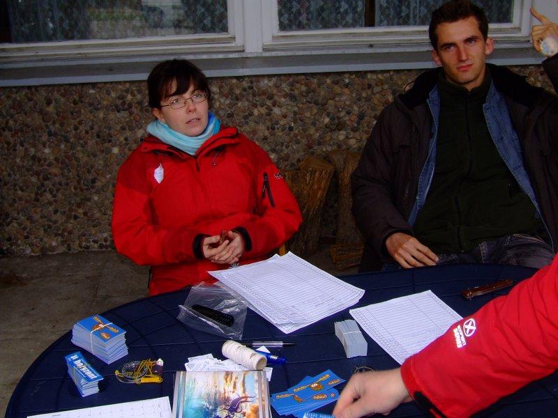 Sekretariat-Ania i Kacper na posterunku