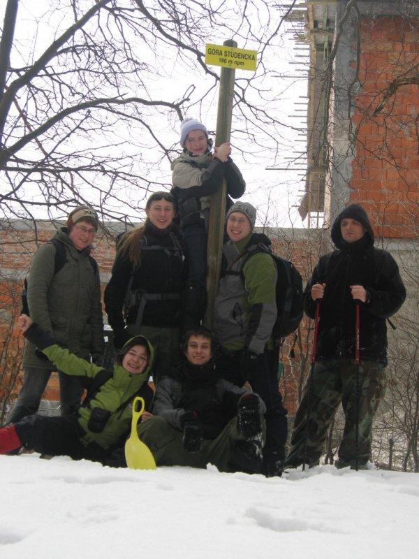 Mount Mc'Students w całej okazałości