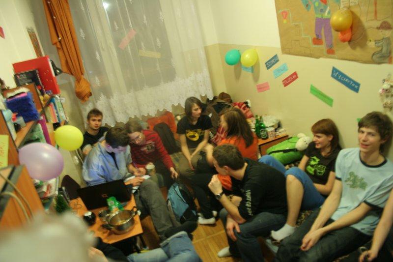BIFOR-PARTY