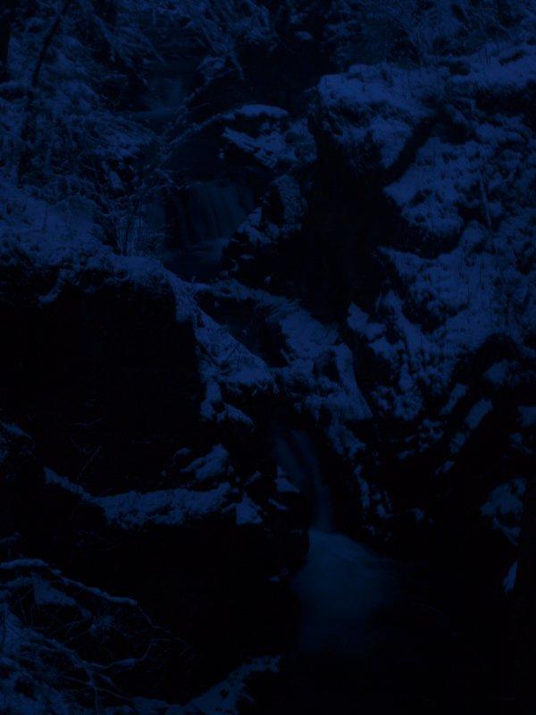 Międzygórze - wodospad