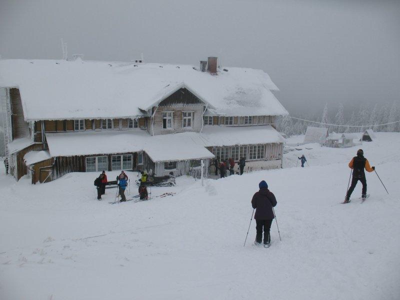 Schronisko pod Śnieżnikiem