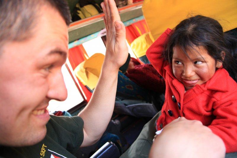 W drodze do Cuzco