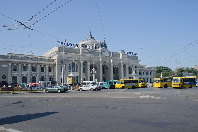 w Odessie