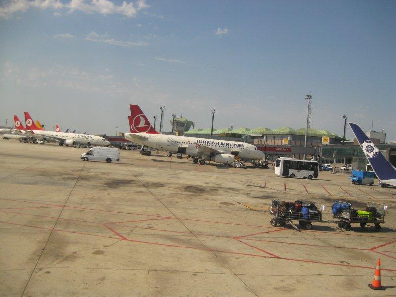 Tureckie lotnisko