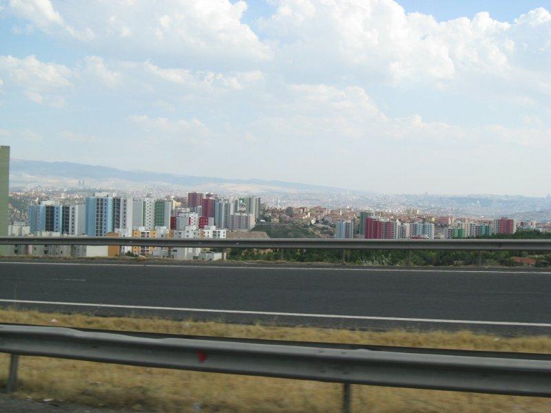 Ankara z lotu cysterny