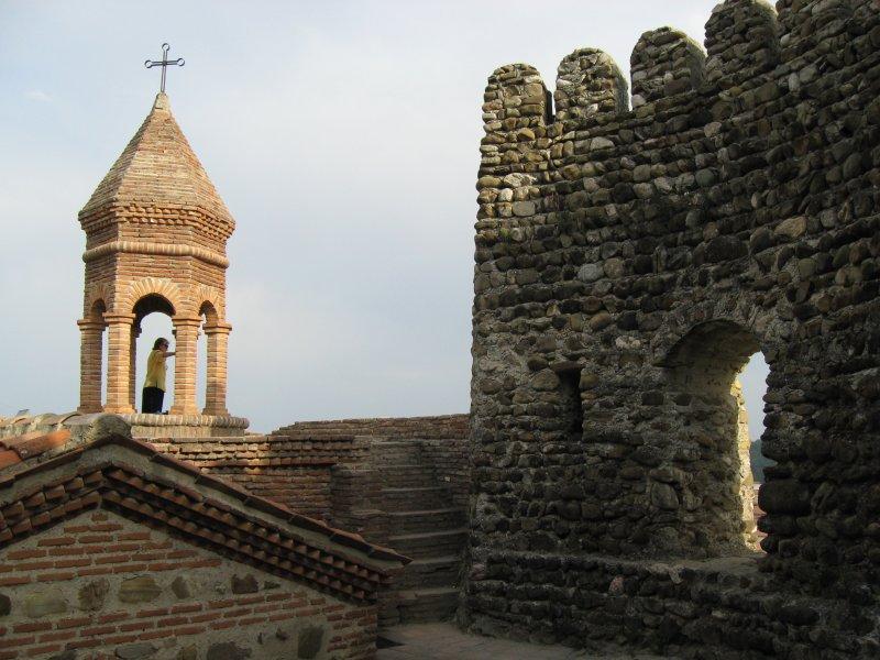 Mury obronne w Sighnagi