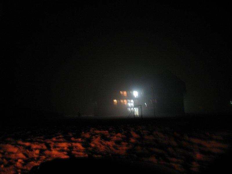 Noc ciemność i mgła