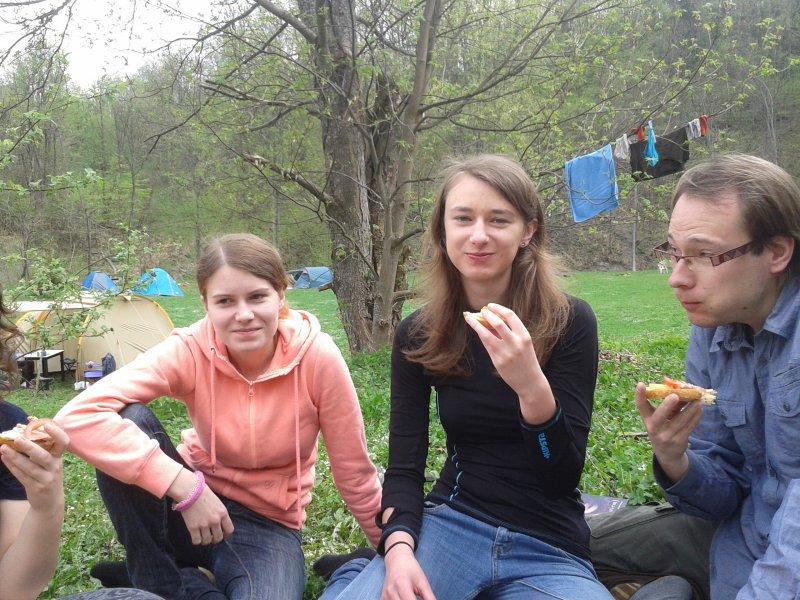 Agnieszki i Martyny nie obchodziło co jedzą
