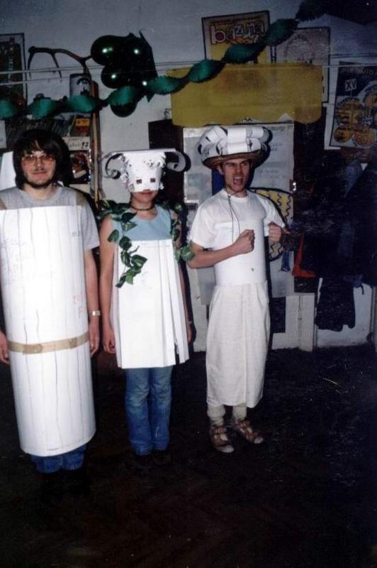 banda szywniaków
