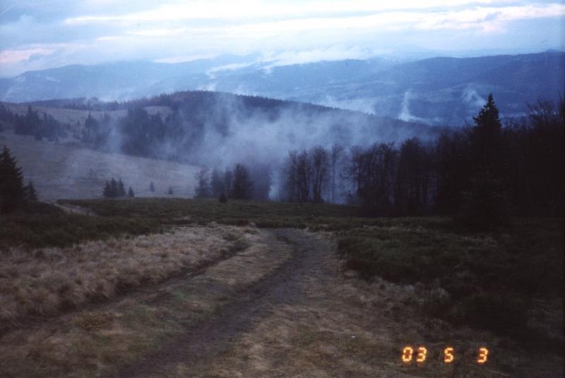 Widok z Wielkiej Rycerzowej