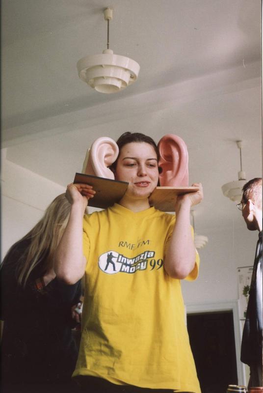Wielkie ucho