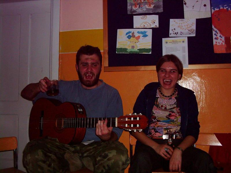 'z nędzy-nędza z krwi-kreeew...'-konkurs piosenki zaangażowanej