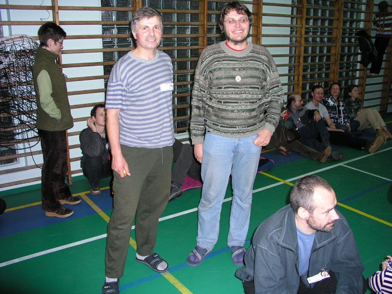 Daniel & Janusz