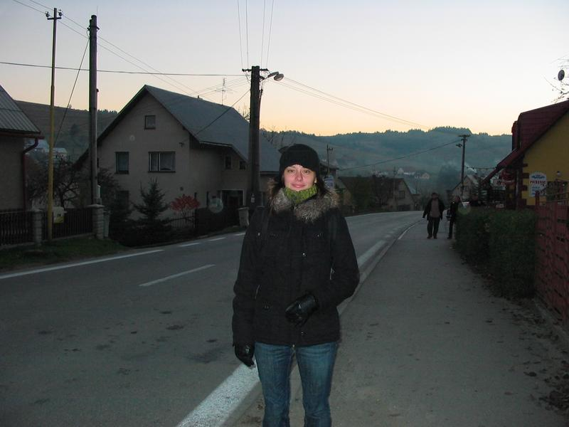 autorka większości zdjęć i właścicielka aparatu Ania