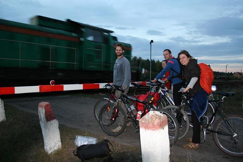 Cholera! uciekł nam pociąg :)