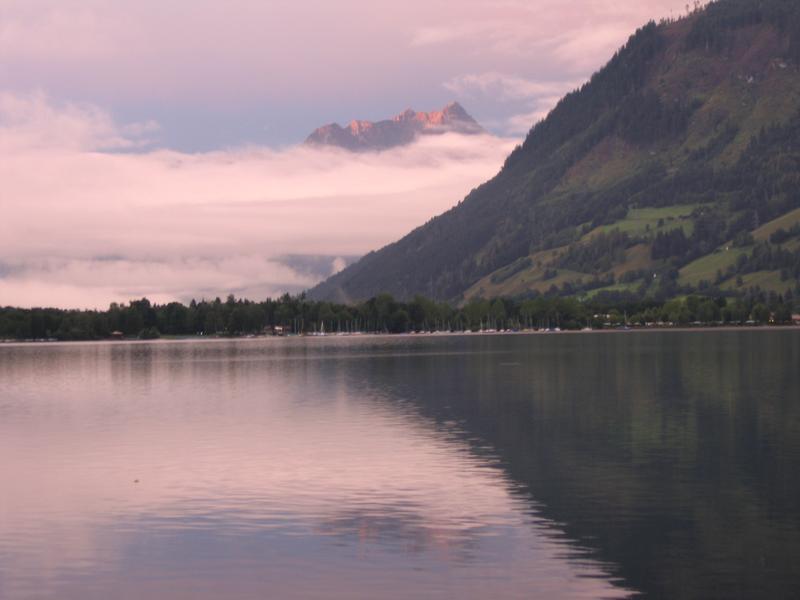 Zell am See - Mekka narciarzy