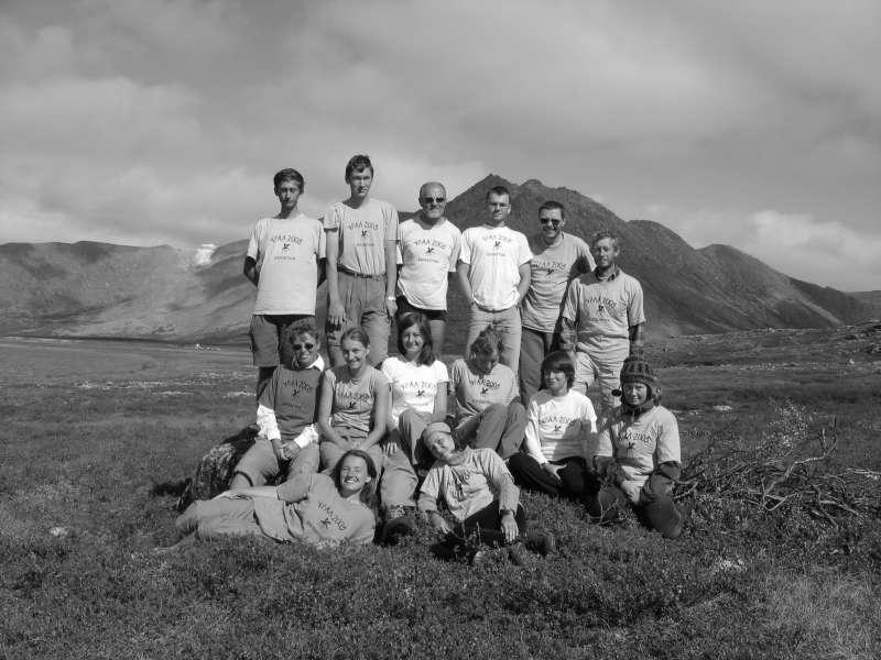 Pierwsza fifowska ekspedycja na Ural Subpolarny