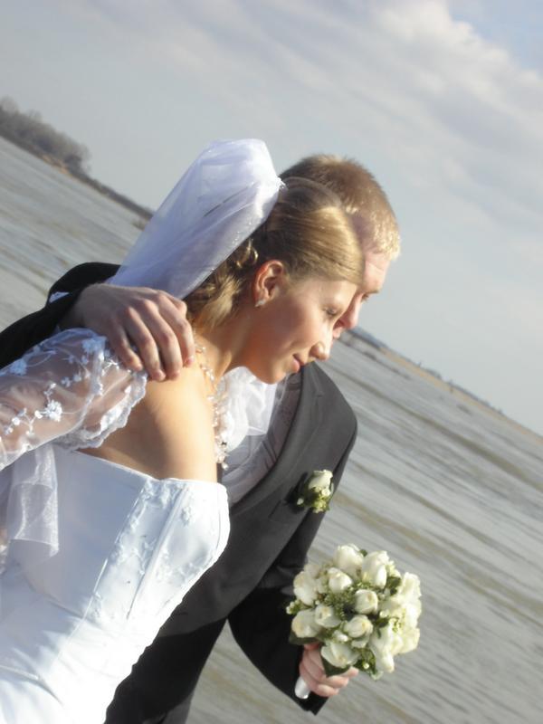 Mała sesja przed ślubem