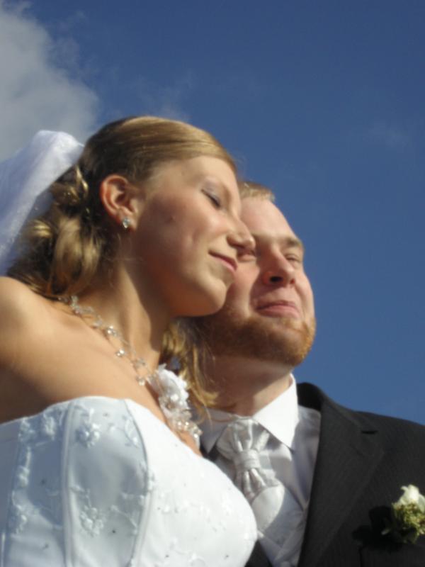 Mała sesja przed ślubem II