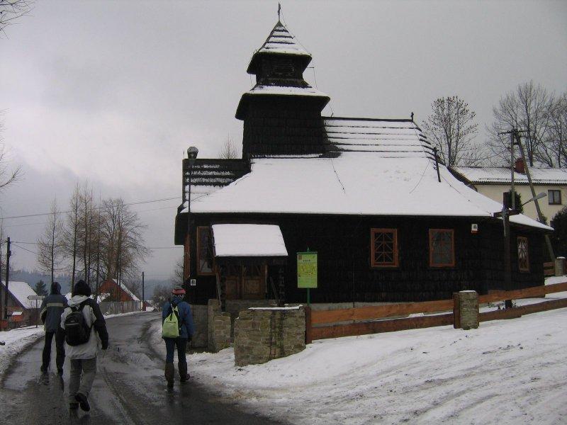 kościółek w Pochodzitej
