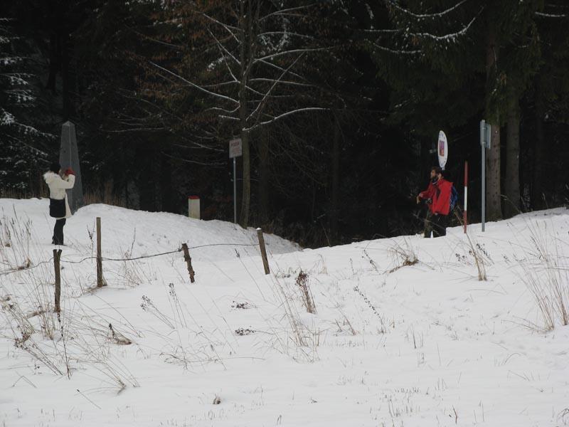 foto zza granicy