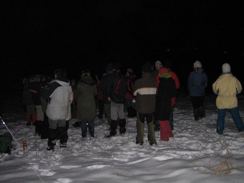 Północ się zbliża , więc Fify poszły w góry witać Nowy Rok. Notka dla cenzora : ta flacha po lewej to Kubuś bezalkoholowy :)
