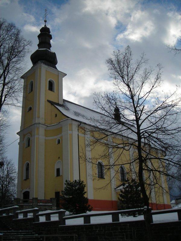 Kościółek w Skalite (SK)