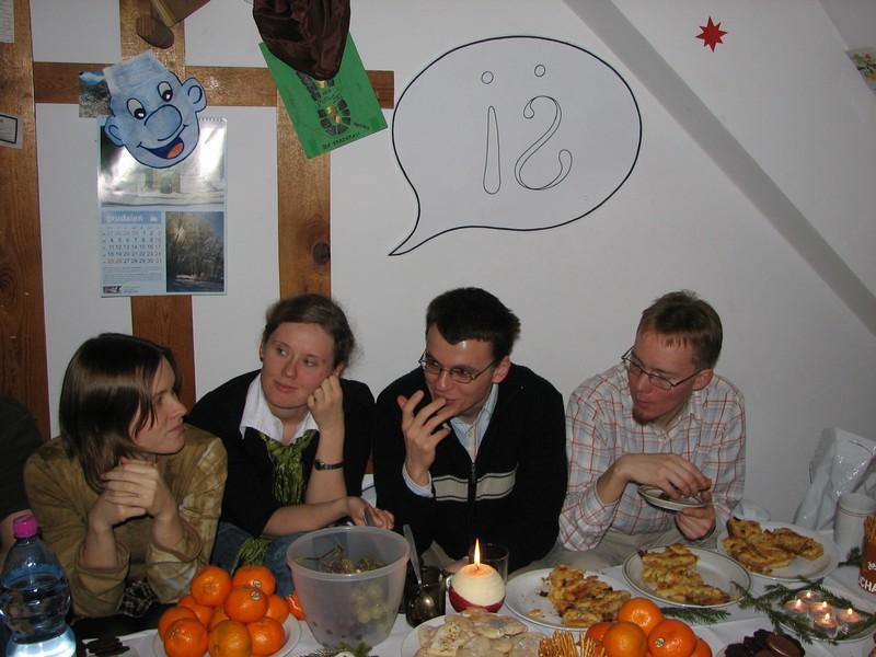 Grunt to strategiczna pozycja przy stole :)