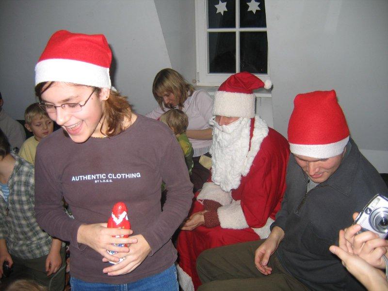 Zaraz Mikołajowi coś odgryzę !