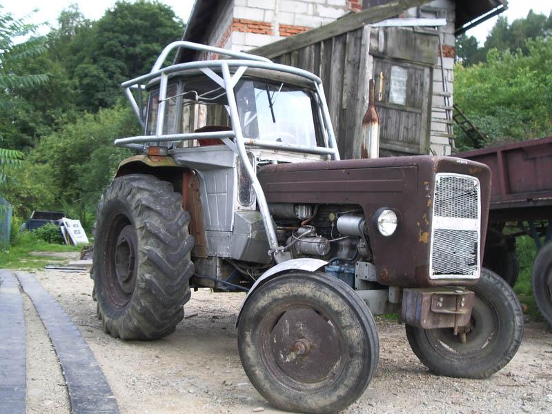 Monster trucktor