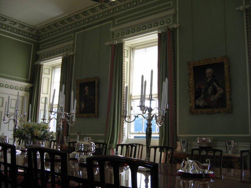 Pałac od środka