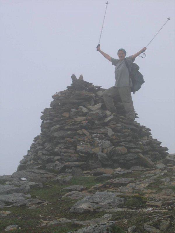Udało się znaleźć szczyt - Beinn Dorain