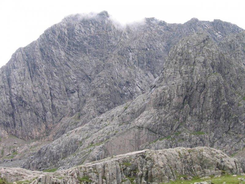 Pólnocna ściana Ben Nevis'a