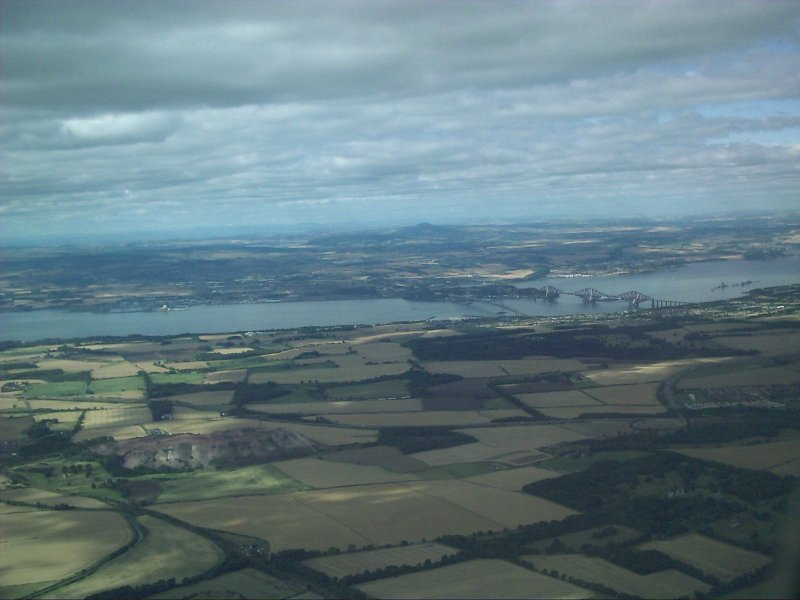 Most na Firth of Forth