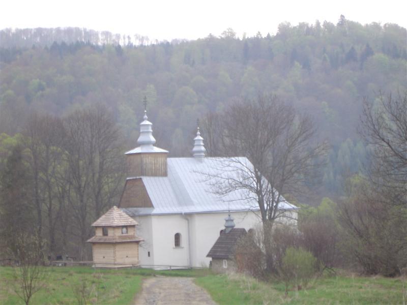 Zabytkowa cerkiew