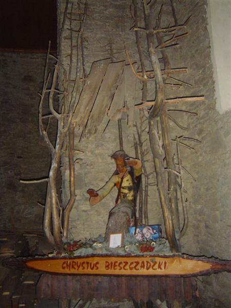 Chrystus Bieszczadzki